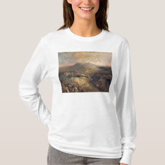 T-shirt Les croisés avant Jérusalem