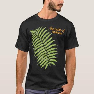 T-shirt Les dames de Mehana (vue de face)