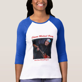 T-SHIRT LES DAMES DE SHAWN MICHAEL PERRY PIQUENT LE