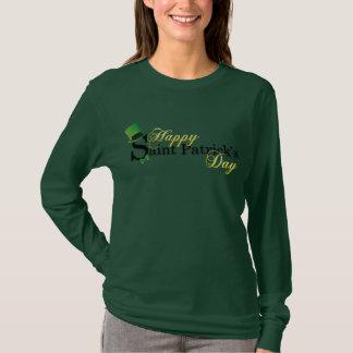T-shirt Les dames de St Patrick heureux