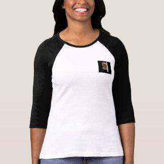 T-shirt Les dames ont adapté la longue douille - évasion