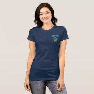 T-shirt Les dames veulent la pièce en t de vérité