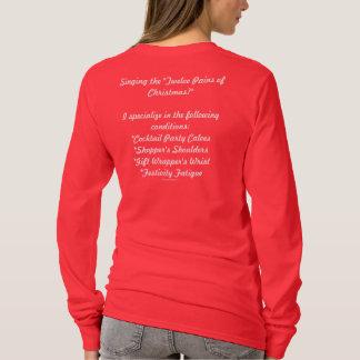 T-shirt Les douze douleurs de Noël