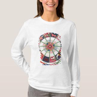 T-shirt Les douze signes du zodiaque et du Sun