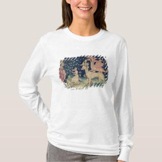 T-shirt Les dragons vomissant des grenouilles