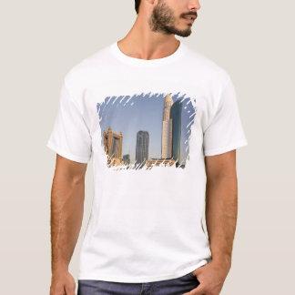 T-shirt Les EAU, Dubaï. Tour et autre d'endroit de parc