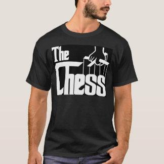 T-shirt Les échecs