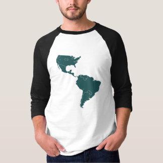 T-shirt Les endroits I ont été