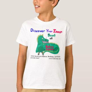 T-shirt Les enfants de l'océan dans la chemise de