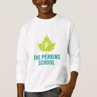 T-shirt Les enfants ont longtemps gainé la chemise