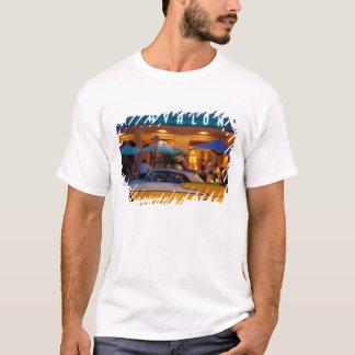 T-shirt Les Etats-Unis, FL, Miami, plage du sud la nuit