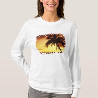 T-shirt Les Etats-Unis, Hawaï, Maui, coucher du soleil
