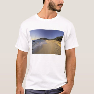 T-shirt Les Etats-Unis, Hawaï, Maui, empreintes de pas en
