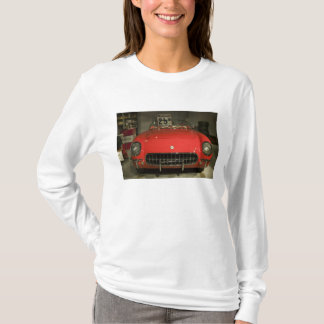 T-shirt Les Etats-Unis, Kentucky, Bowling Green : Corvette