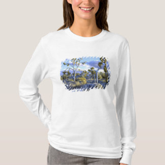 T-shirt Les Etats-Unis, la Californie, parc national