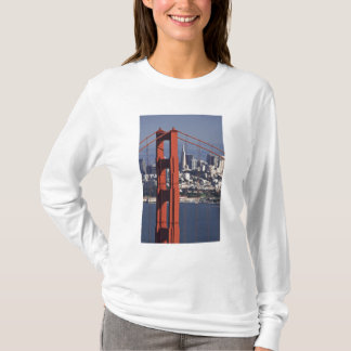 T-shirt Les Etats-Unis, la Californie, San Francisco. Vue