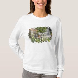 T-shirt Les Etats-Unis, la Géorgie, montagne de pin.