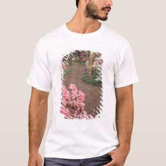 T-shirt Les Etats-Unis, la Géorgie, montagne de pin. Une