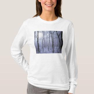 T-shirt Les Etats-Unis, la Virginie, région de faune de