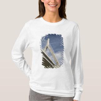 T-shirt Les Etats-Unis, le Massachusetts, Boston. Le pont