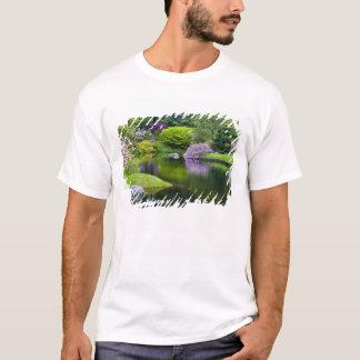 T-shirt Les Etats-Unis, Maine, port du nord-est. Vue