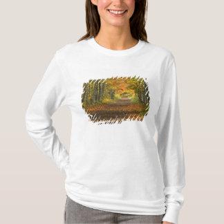 T-shirt Les Etats-Unis, Michigan, péninsule supérieure.