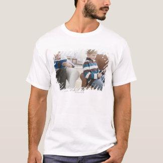 T-shirt Les Etats-Unis, New Jersey, Jersey City,