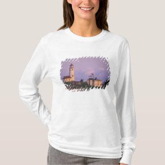 T-shirt Les Etats-Unis, Orégon, région d'Orford de port,