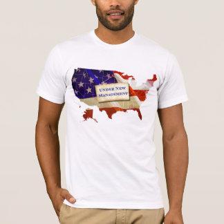 T-shirt LES Etats-Unis : Sous la nouvelle gestion