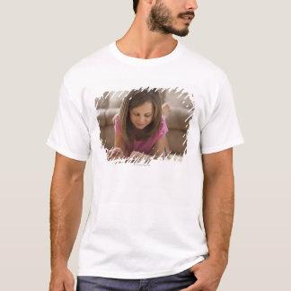 T-shirt Les Etats-Unis, Utah, Lehi, fille (10-11) se