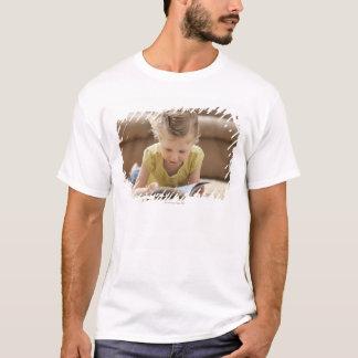 T-shirt Les Etats-Unis, Utah, Lehi, fille (2 ou 3) se