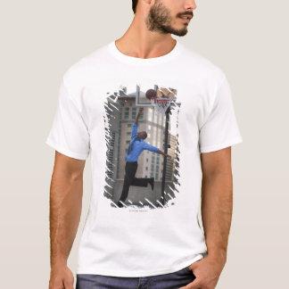 T-shirt Les Etats-Unis, Utah, Salt Lake City, jeune homme