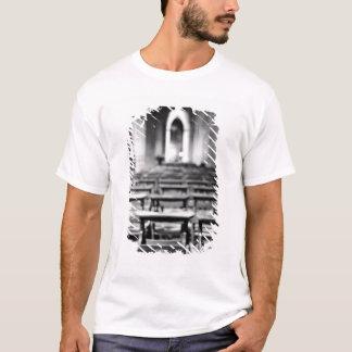 T-shirt Les Etats-Unis, Washington DC. Bancs d'église de
