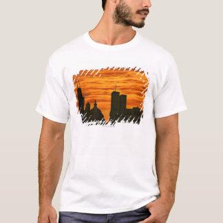T-shirt Les Etats-Unis, Washington DC, commerce mondial de