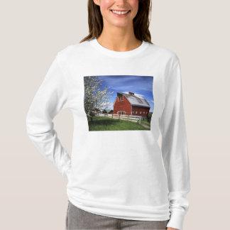 T-shirt Les Etats-Unis, Washington, Ellensburg, grange