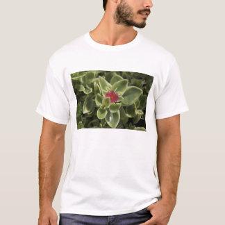 T-shirt Les Etats-Unis, Washington, Woodinville, fleur de