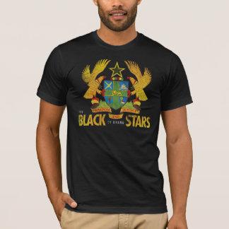 T-shirt Les étoiles noires du Ghana