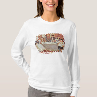 T-shirt Les expériences de Benjamin Franklin avec