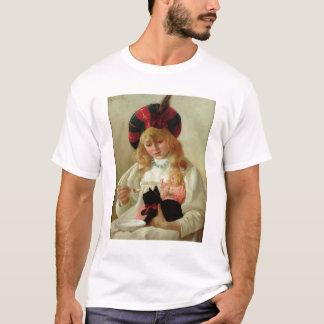 T-shirt Les favoris, 1895 (huile sur la toile)