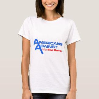 T-shirt Les femmes amincissent la chemise simple