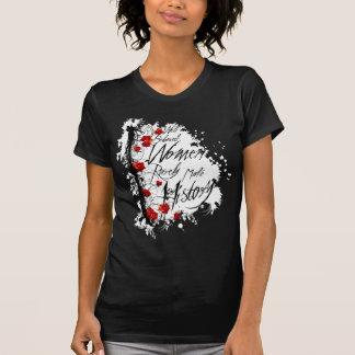 T-shirt Les femmes bien comportées font rarement la