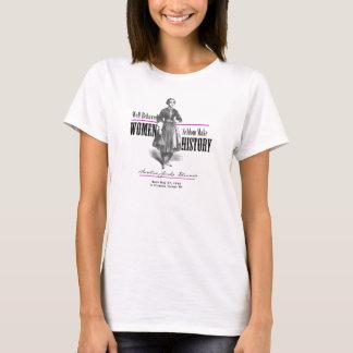 T-shirt Les femmes bien comportées font rarement le tee -