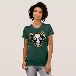 T-shirt Les femmes de vache au Wisconsin affinent la pièce