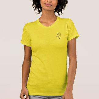T-shirt Les femmes Recurve Archer - crête