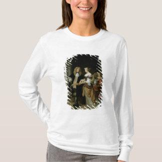 T-shirt Les fiançailles