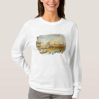 T-shirt Les fiançailles du doge vénitien vers l'Adriatique