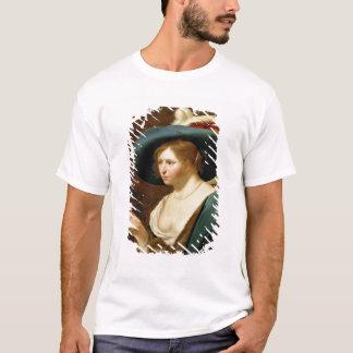 T-shirt Les fiançailles : La jeune mariée, c.1630