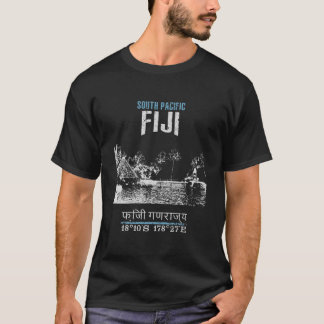 T-shirt Les Fidji