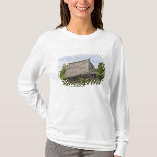 T-shirt Les Fidji, île de Viti Levu. Culturel polynésien
