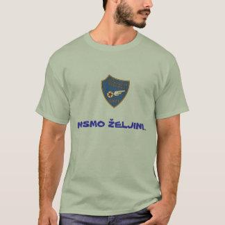 T-shirt Les FK Zeljeznicar - chemise de MI Smo Zeljini
